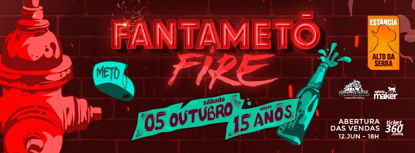 FANTAMETO FIRE 2019