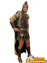 fantasia de Gladiador Luxo