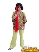 fantasia de Hippie anos 70