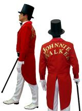 fantasia de Johnnie Walker