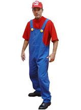 fantasia de Super Mario