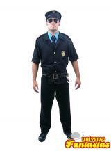 fantasia de Policial Sulamericana