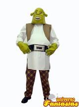fantasia de Shrek