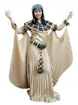 fantasia de Cleopatra luxo
