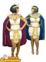 fantasia de Cleópatra com Capa