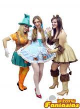 fantasia de Mágico de Oz