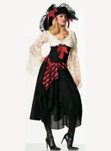 fantasia de Pirata Longa