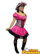 fantasia de Pirata Pink