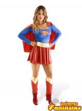 fantasia de Super Mulher