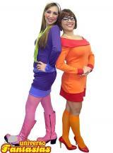 fantasia de Daphne e Velma