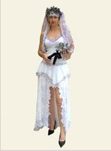 fantasia de Noiva Cadáver