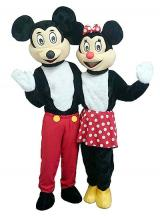 fantasia de CASAL MICKEY E MINNIE