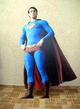 fantasia de Superman - O retorno