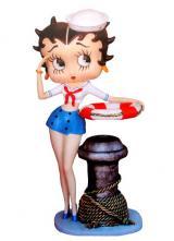 fantasia de Betty Boop - Marinheira