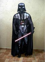 fantasia de Darth Vader
