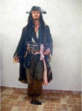 fantasia de Jack Sparrow