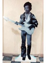 fantasia de Jimi Hendrix