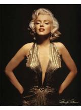 fantasia de Marilyn Monroe-quadro