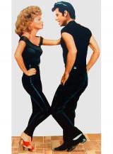 fantasia de John Travolta & Olivia Newton John